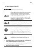 Instrukcja obsÃ…Â'ugi agregatu Honda EM 65 IS - pdf [3.91 MB] - Wobis - Page 4