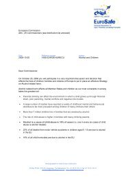 6URECT Letter to Commissioners Oct. 20, 2006 - European Public ...