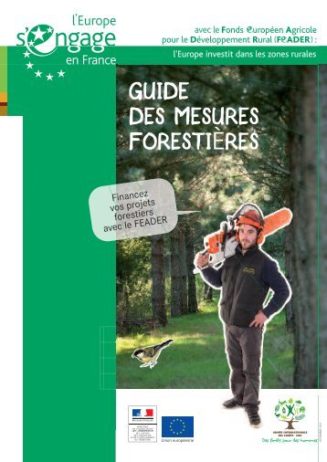 Guide des mesures forestières - Ministère de l'Agriculture