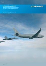 A330MRTT Refuelling Systems Datasheet - Cobham plc