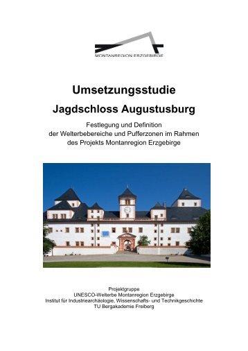 Umsetzungsstudie Jagdschloss Augustusburg