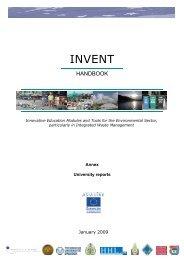 University Report - invent - Hochschule Bremen