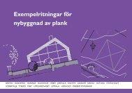 Exempelritningar för nybyggnad av plank - Upplands Väsby kommun