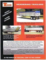 Full page fax print - Travis Body & Trailer Inc.
