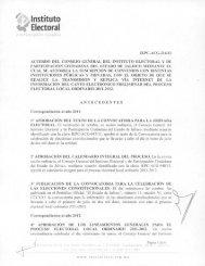 13.proyecto de acuerdo del consejo general del instituto electoral y ...