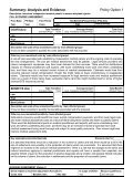 impact assessment - Ministry of Justice - Page 2