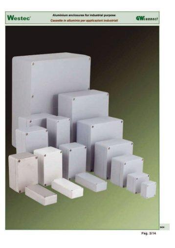 WESTEC - Cassette uso industriale