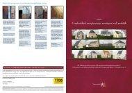 Folder comfortabele energiezuinige woningen in de praktijk - Eandis