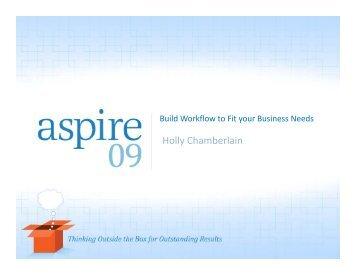 Holly Chamberlain - Socius