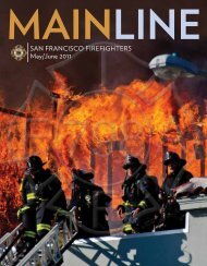 MainLine - San Francisco Firefighters Local 798