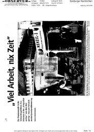 Salzburger Nachrichten - Zara