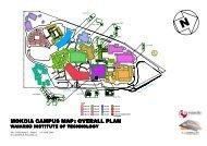 mokoia campus map mokoia campus map - Waiariki Institute of ...