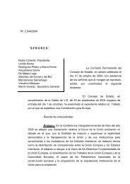 Expediente nº 20/2004 - Consejo Superior de Investigaciones ...