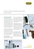 Sistema di chiusura elettronico | SALTO XS4 - Evva - Page 3