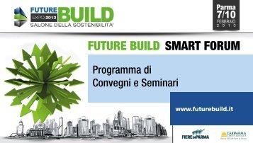 Future Build - Ordine degli Architetti Pianificatori Paesaggisti e ...