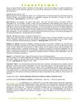 Press release in PDF format - Transformer - Page 2