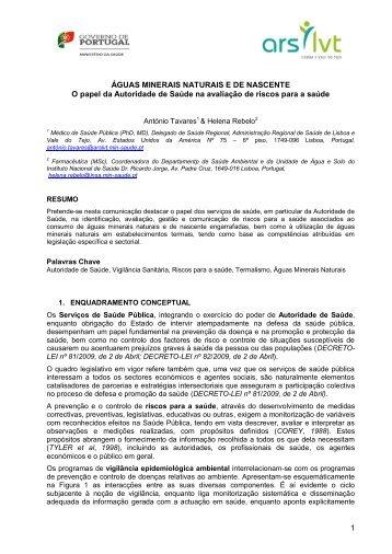 António Tavares - Sociedade de Geografia de Lisboa