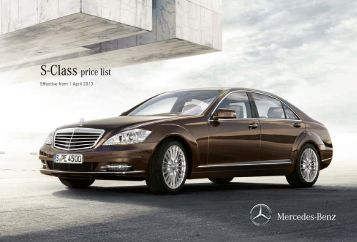 Loew cornell 20 for Mercedes benz list price