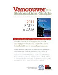 See details - Vancouver Board of Trade