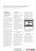 FAG Special Spherical Roller Bearings for Vibratory Machinery X-life ... - Page 4