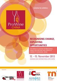 Exhibitor Brochure_prowine China_en - ProWein