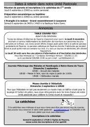fd du 25 août au 2 septembre 2012 - Cath-vd.ch