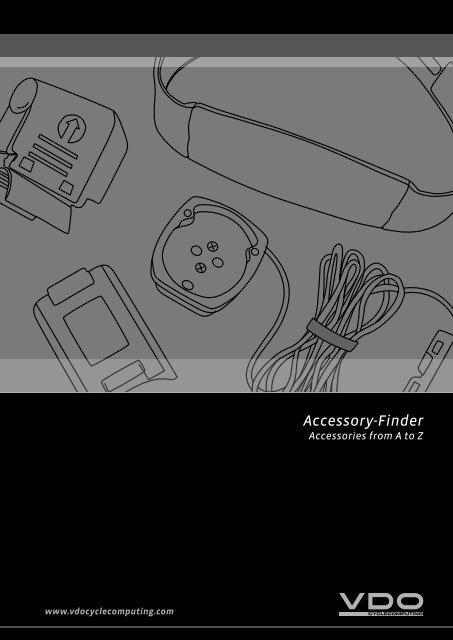 Accessory-Finder - VDO