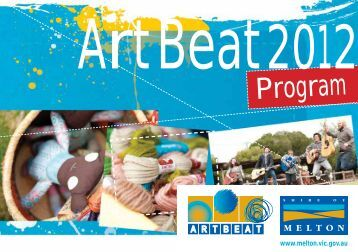Art Beat 2012 - Melton City Council