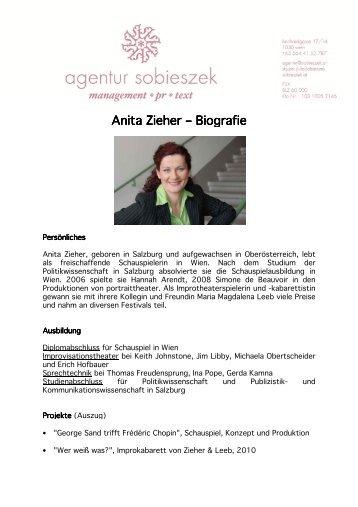Anita Zieher Anita Zieher - by sobieszek.at