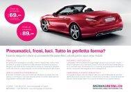 per saperne di più - Mercedes-Benz Automobil AG