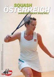 1 - beim Österreichischen Squash Racket Verband