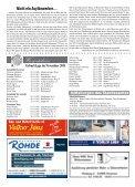 Weihnachtsdorf Wanderup 25.-27. November im ... - Treenespiegel - Seite 6