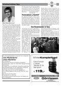 Weihnachtsdorf Wanderup 25.-27. November im ... - Treenespiegel - Seite 7