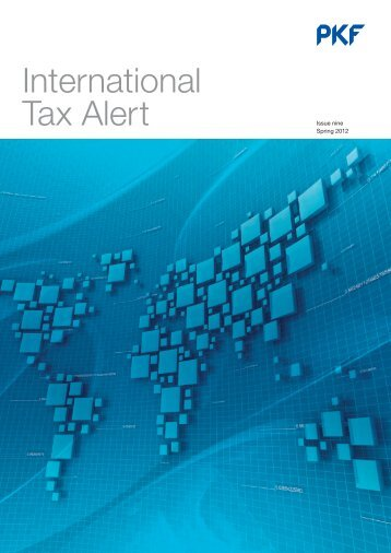 International Tax Alert - PKF South Africa
