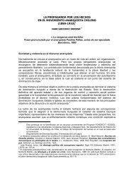 la propaganda por los hechos en el movimiento anarquista chileno