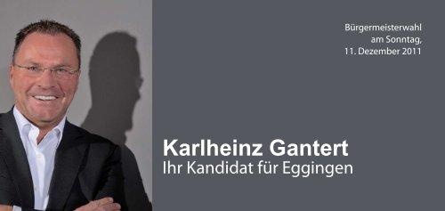 Karlheinz Gantert