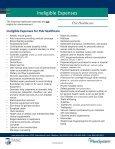 Advantages of a Flexible Spending Account - Lee University - Page 5