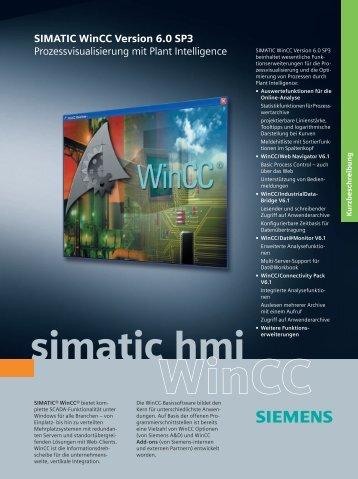 simatic hmi - Imperia Verlag