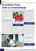 Jún 2004 - Ústredie práce, sociálnych vecí a rodiny - Page 6