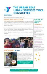 January-February 2013 Edition - YMCA of San Francisco