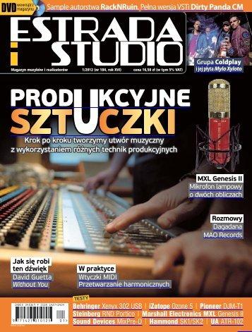 Estrada i Studio 1/2012 - UlubionyKiosk