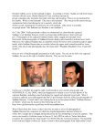 When is Saddam not Saddam? - Assassination Science - Page 2