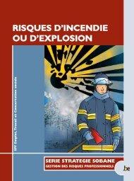 risques d'incendie ou d'explosion - Unité Hygiène et Physiologie du ...