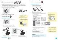 Several sockets - support - Belgacom