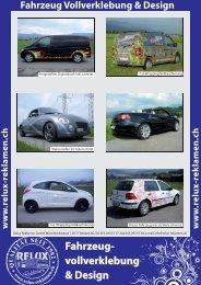Fahrzeug- vollverklebung & Design
