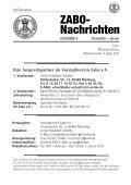 Heft 2012-4 - Vorstadtvereins Zabo - Seite 3