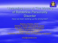 Unraveling the Mystery of Borderline Personality Disorder