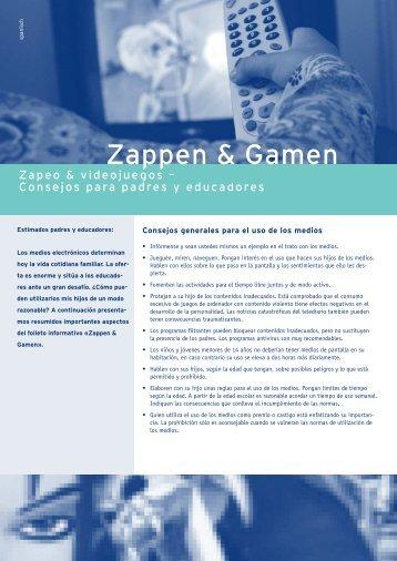 zappen & gamen - Bildschirmfreie Woche