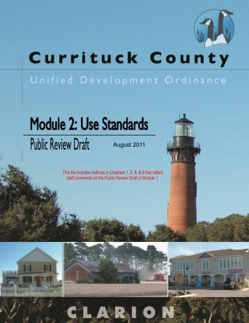 1.4 - Currituck County Government
