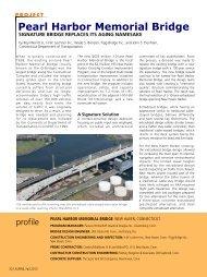 Pearl Harbor Memorial Bridge - Aspire - The Concrete Bridge ...